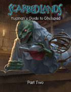 Yugman's Guide to Ghelspad Part Two (5e OGL)