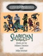 Sins of Shelzar Stock Art