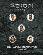 Scion 2e VTT Hero Signature Tokens