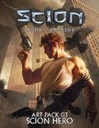 Scion Art Pack 03: Scion Hero