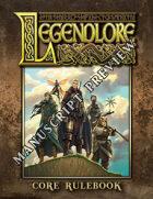 Legendlore Manuscript Preview