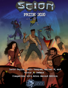 Scion: Pride 2020