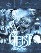 Geist: The Sin-Eaters Second Edition Wallpaper