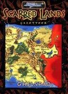 Scarred Lands Gazetteer: Ghelspad