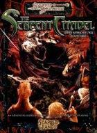 Serpent Amphora Cycle Book 3: The Serpent Citadel