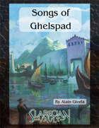 Songs of Ghelspad
