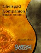 Ghelspad Companion Series [BUNDLE]