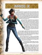 Scion: Annie X