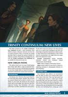 Trinity Continuum: New Lives