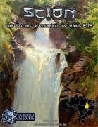 The Sacred Waterfall of Maka-Kuh