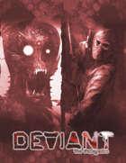 Deviant: The Renegades Storyteller Screen