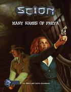 Many Names of Freya