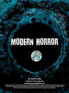 One-Shot RPG System Rules: Modern & Horror Setting