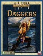 Weapon Rack : Daggers