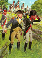 Legion of the United States - Camp Colors and Standards 18mm