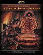 The Sinister Stone of Sakkara