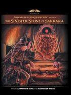 The Sinister Stone of Sakkara 5E