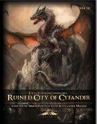 Ruined City of Cyfandir 5E