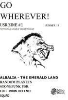 Go Wherever! USR Zine #1