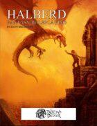 Halberd Fantasy Roleplaying