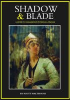 Shadow & Blade: A Guide to Assassins in Tunnels & Trolls
