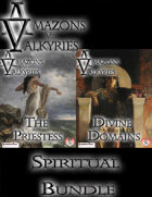 Amazons vs Valkyries: Spiritual Bundle (5e) [BUNDLE]