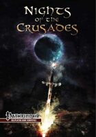 Nights of the Crusades: Pathfinder Roleplaying Game Compatible