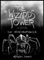 Wizards Tower 02 - Arachnomancer - OSR Adventure