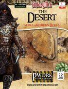 The Desert - Modular Terrain Tiles 05