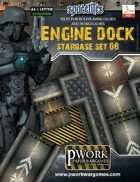 Engine Dock - Starbase Set 08