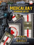 Medical Bay - Starbase Set 03