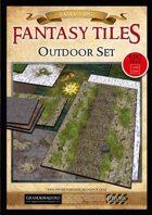Fantasy Tiles: Outdoor Set