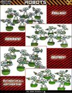 Skelebot Invasion Force [BUNDLE]