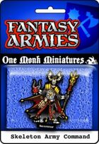 Undead Army: Skeleton Army Command