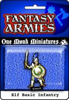 Elf Army: Basic Infantry