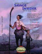Savage Insider, V3I1, Endings and Beginnings