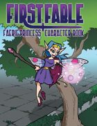 FirstFable Faerie Princess Character Book