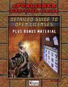 ePublisher D20/OGL Guide