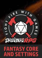 AU Charity - Fantasy Core & Settings [BUNDLE]