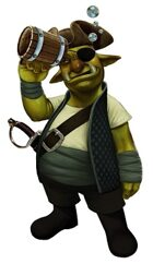 So Yer Wantin' t' Talk Like a Pirate!
