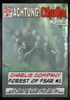 Achtung! Cthulhu - Forest of Fear 1