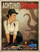 Achtung! Cthulhu: Investigator's Guide - Fate Core