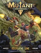 Mutant Chronicles 3rd Edition Roleplaying Game Character Sheets