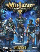Mutant Chronicles: Cybertronic Source Book