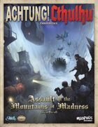 Achtung! Cthulhu: Assault on the Mountains of Madness