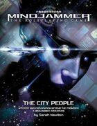 Mindjammer - The City People
