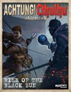 Achtung! Cthulhu Skirmish Intro & Catalogue