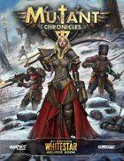 Mutant Chronicles Whitestar Source Book