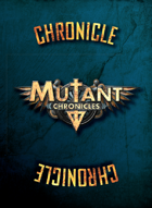 Mutant Chronicles - Chronicle Point Card Deck