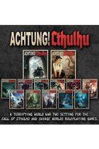 Achtung! Cthulhu core book [BUNDLE]